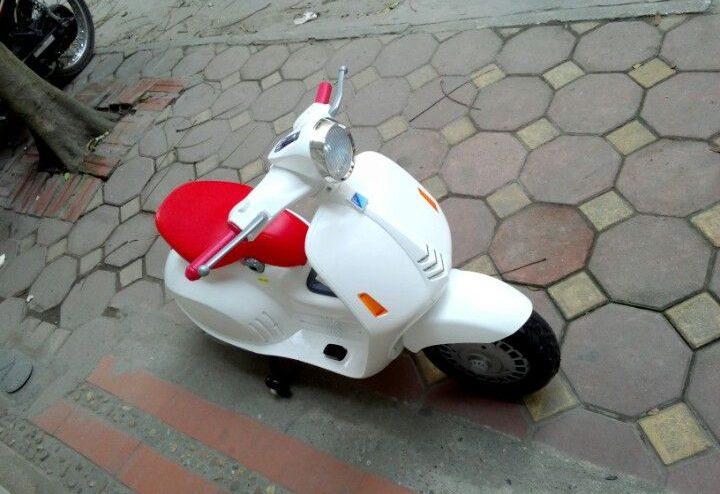 xe máy điện vespa giá bao nhiêu