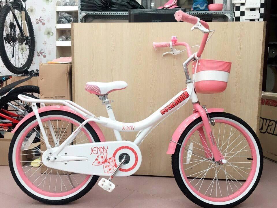 Xe đạp trẻ em RoyalBaby Jenny 20G-4