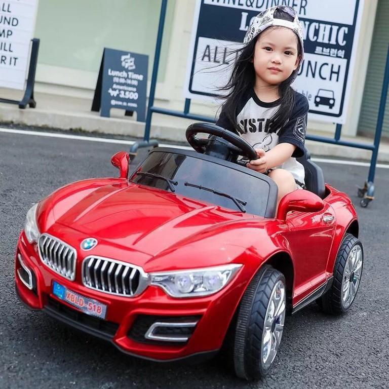 Độ tuổi có thể sử dụng chiếc ô tô điện trẻ em