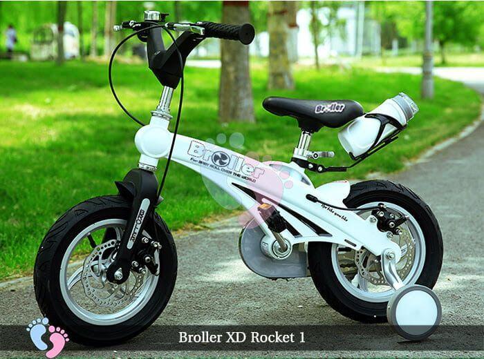 Xe đạp Broller Rocket