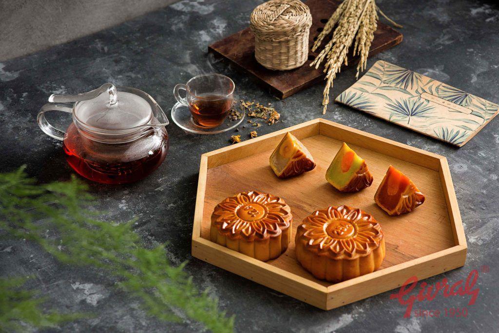 Bánh trung thu Givral là một trong các thương hiệu bánh trung thu nổi tiếng