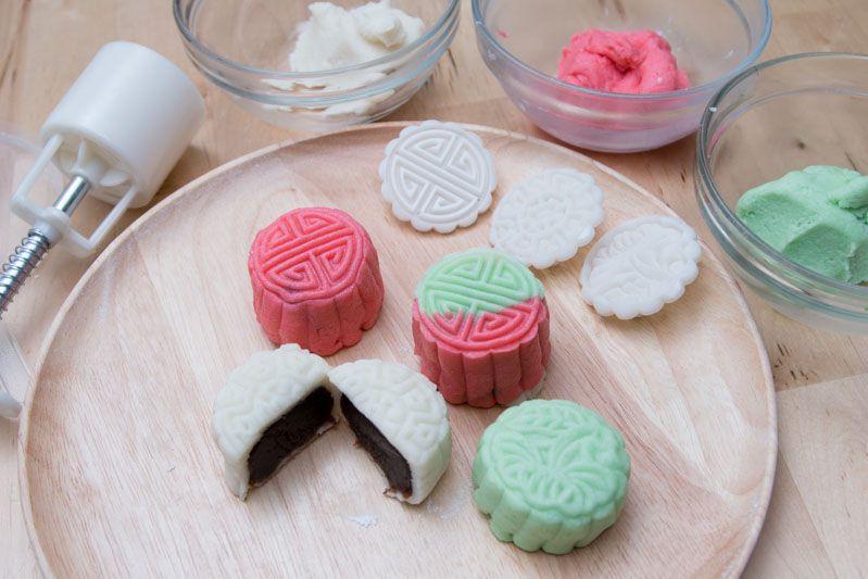 Cách làm bánh dẻo trung thu đơn giản nhất