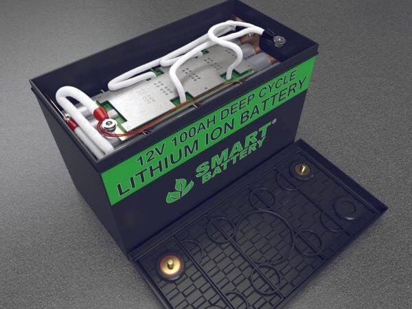 Pin năng lượng mặt trời Lithium-ion
