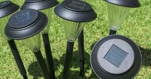 Đèn trang trí sân vườn mặt trời