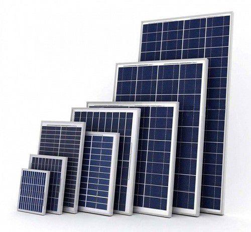 Pin năng lượng mặt trời poly