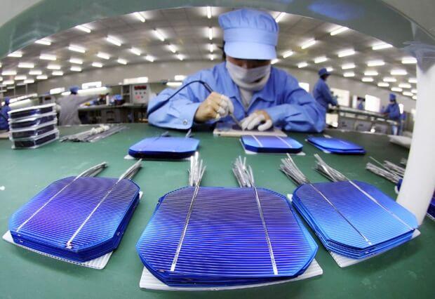 Cells pin mặt trời