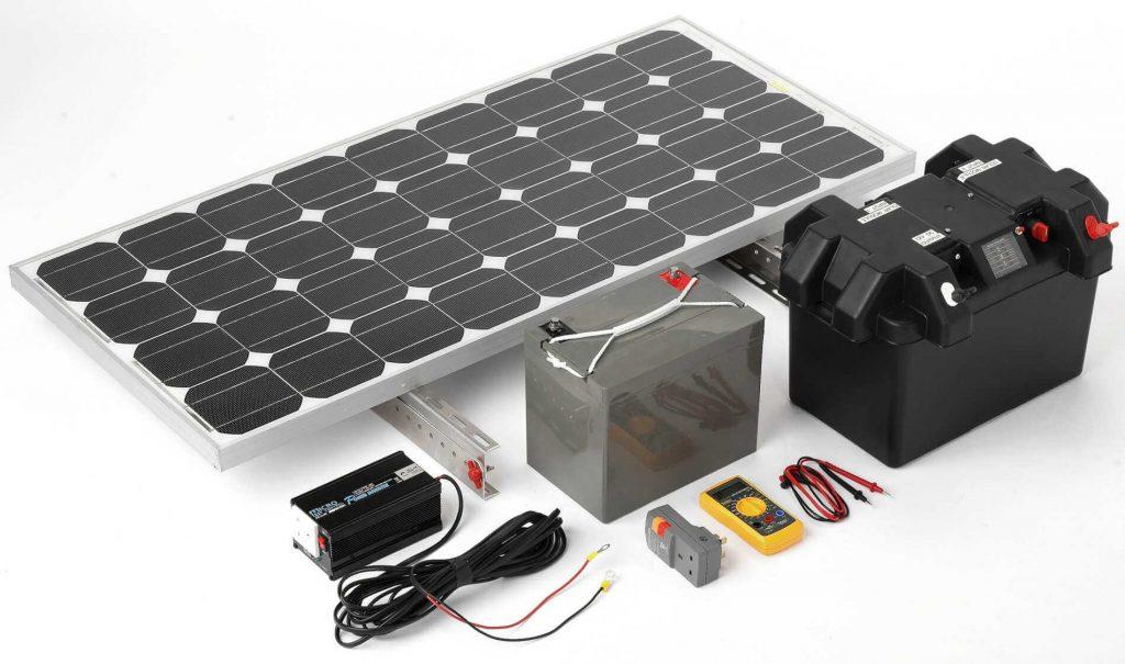Pin trữ năng lượng mặt trời