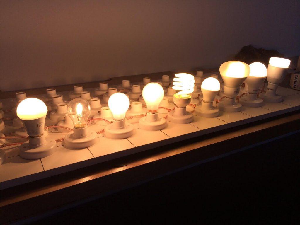 đèn LED có nóng không